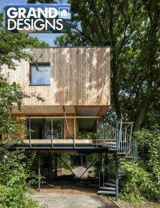 Dursley Tree House as on C4 Grand Designs