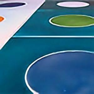 Milano dots - contemporary ceramic tiles