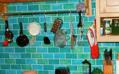 Artisan tiles … refresh your kitchen !