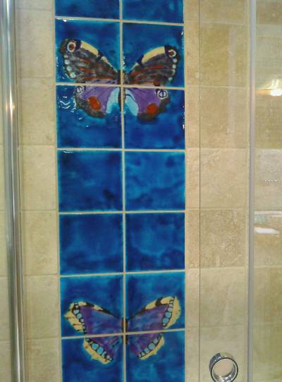 Need help creating your perfect bathroom space ? Click here to see the whole shower !