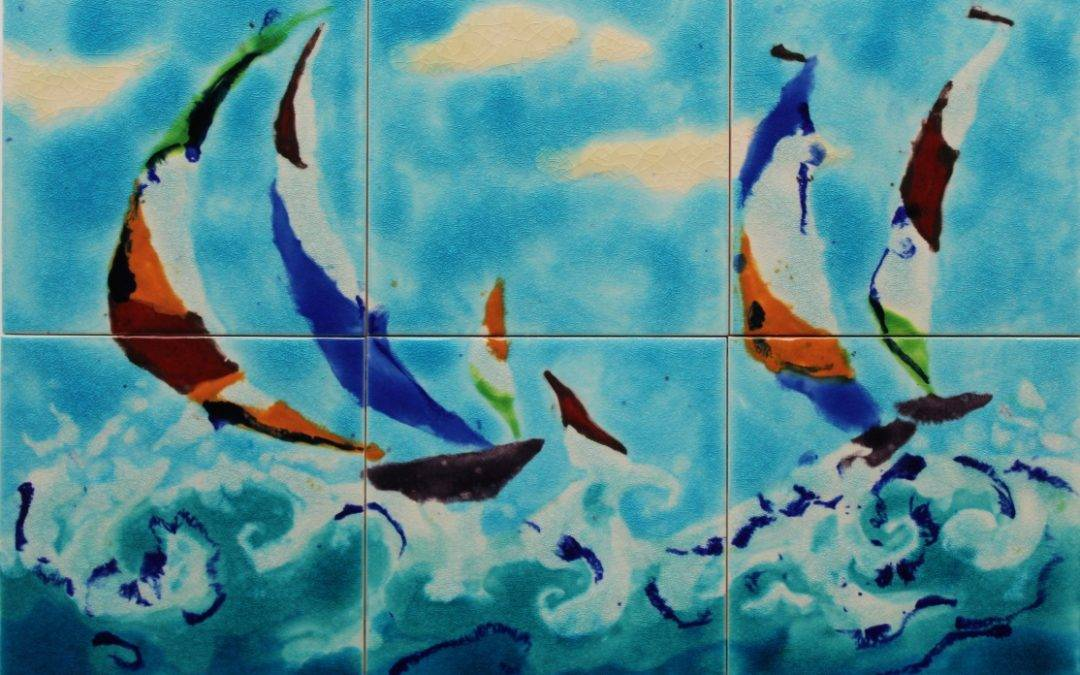 Let our latest custom made tile mural inspire you …