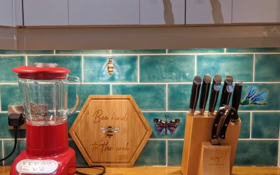 Need tile inspiration to make your kitchen totally unique to you ?